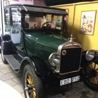 Ford T Tudor 1926