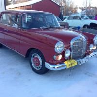 Mercedes-Benz 200 D 1966